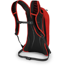 Osprey Syncro 5 Backpack Herr firebelly red
